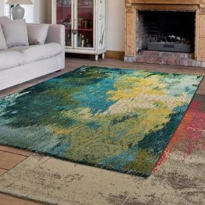 Modern style floor carpets for room decoration from China