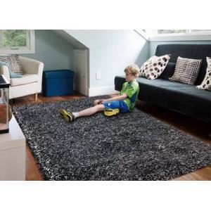 High quality stretch yarn shaggy rugs for livingroom