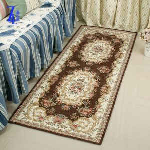 High quality anti-slip bed side floor carpets and rugs