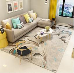 Best factory price 100% polyester microfiber carpets