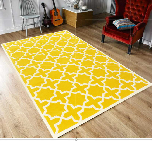 Hot selling jacquard microfiber carpets and rugs from China