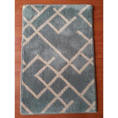 Machine-made microfiber carpets and rugs for livingroom or bathroom
