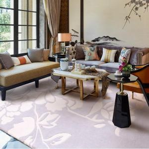 High quality modern design polyester carpet for livingroom