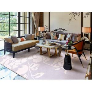 High quality modern design polyester carpet for livingroom