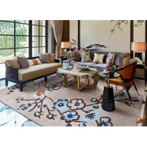 New design 100% polyester decorative rugs for livingroom