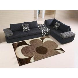 Woven Hot Sale Shaggy Living Room Carpets and Rugs for Wholesale