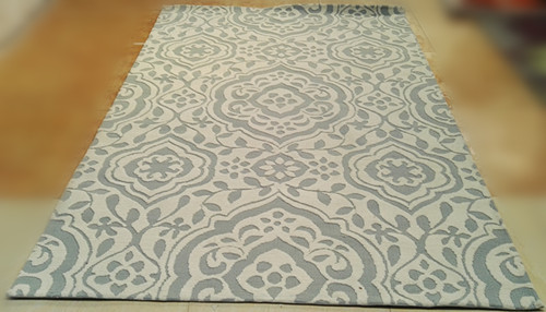 Hot Sale Modern Design Rugs Machine Made Plain Jacquard Carpet