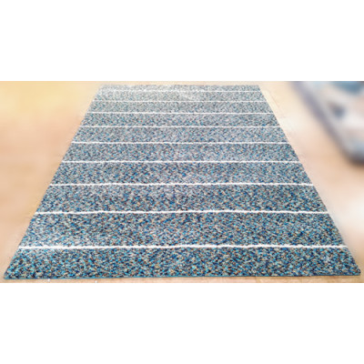 Good Performance Free Sample Polyester Nonwoven Velour Jacquard Machine Made Carpet In Roll