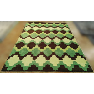 High quality machine made jacquard Carpet for home