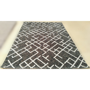 Economy Machine Tufted Jacquard Carpet For Drawing Room