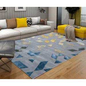 Modern design 100% polyester carpets and rugs for livingroom