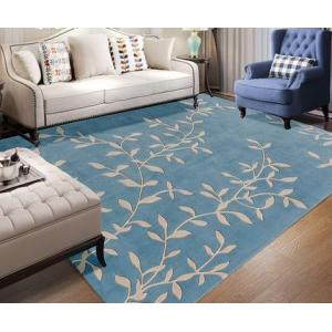 Wholesale 100% polyester microfiber carpets and rugs
