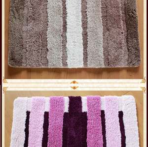High Quality Custom Carpet Microfiber Polyester Rugs