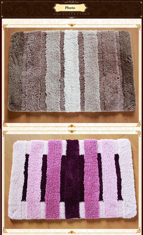 High Quality Custom Carpet Microfiber Polyester Rugs
