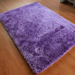 Factory custom qualified soft anti-slip simple shaggy carpet