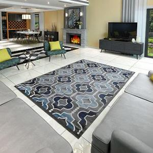 New design soft microfiber polyester area rugs from Tianjin China