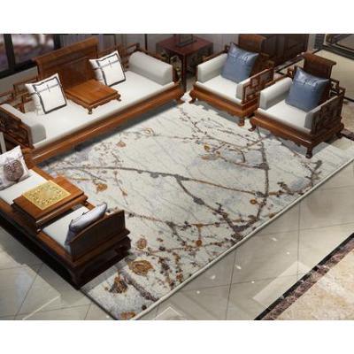 Best factory price retro style rugs for livingroom decoration