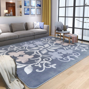 Best factory price polyester microfiber carpets for livingroom