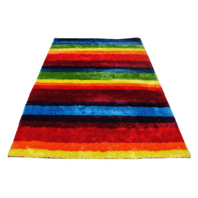 home textile 100% polyester shaggy carpet and rug for home decor