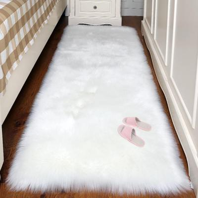 High quality customized artificial wool carpets for bedroom