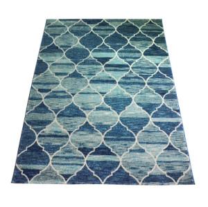 Modern design jacquard 100% polyester microfiber carpets