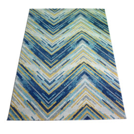 Machine made soft microfiber floor carpet tiles for wholesale