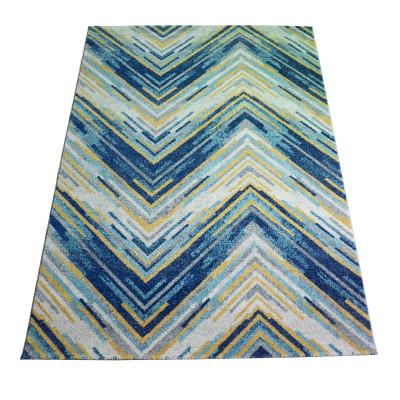 Machine made soft microfiber floor carpet tiles for wholesale