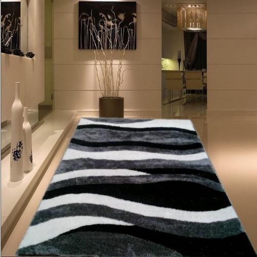 Modern Style Circular beautiful Handmade carpet and rug