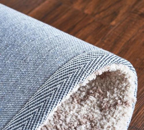 High quality soft microfiber shaggy carpet tiles for livingroom