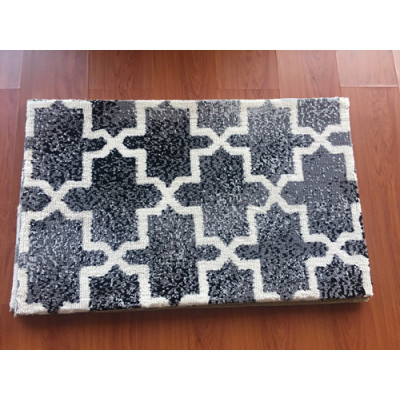 Hot Sale Modern Design Rugs Machine Made Pattern Jacquard Carpet