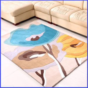anti-skip stripe carpet rug machine made rugs for livingroom