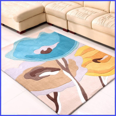 anti-skip stripe carpet rug machine made rugs for livingroom
