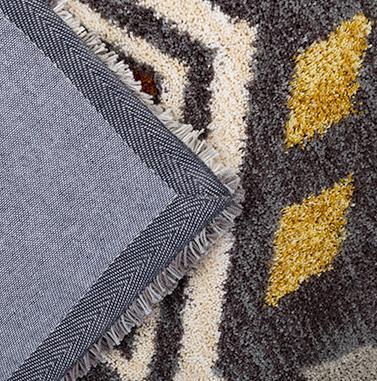 Handtufted 100% polyester shaggy carpet for livingroom