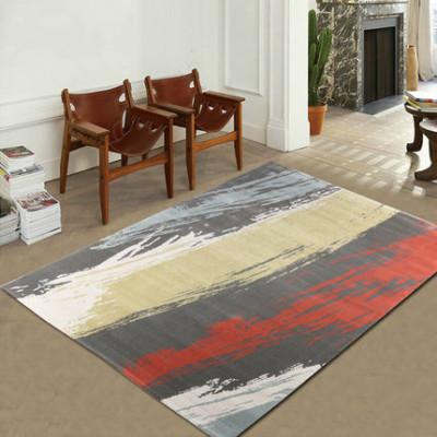 High quality 100% polyester microfiber comfortable carpet tiles