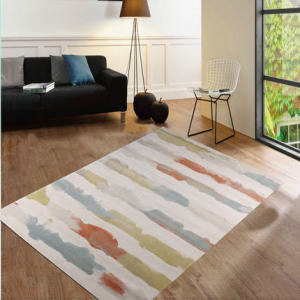 New design 100% polyester microfiber material rugs for livingroom
