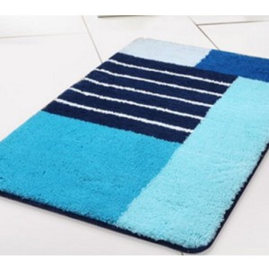 100% polyester shaggy carpet tiles designs, shaggy rug