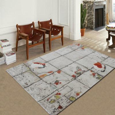 Hot selling 100% polyester microfiber material rugs for livingroom