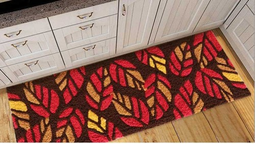Decor home flower pattern shaggy carpets and rugs