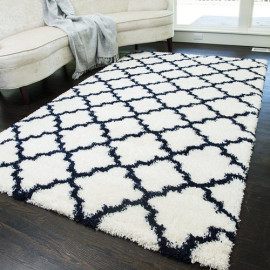 Circular Anti-dust Home Elegant Decorative Polyester Custom Chinese Modern Luxury Jacquard Flooring Carpet