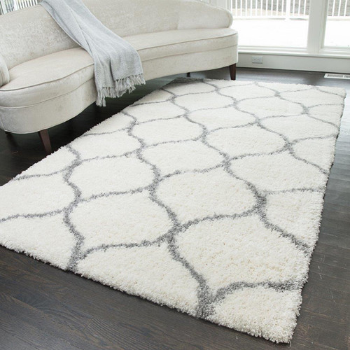 Hot sale plain design jacquard mats very soft carpets and rugs