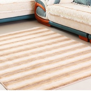 Modern Design Machine Made Polyester Carpets and Rugs