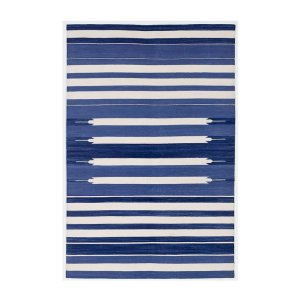 Hot selling machine made striped decorative carpets for livingroom
