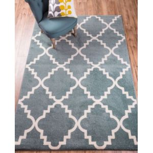 Fashion simple style jacquard polyester carpets for livingroom