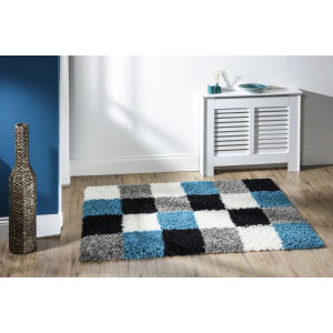 High quality handtufted 100% polyester shaggy carpets for livingroom