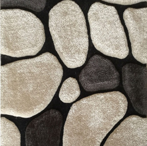 Most Popular Rug Good Quality 3d Design Shaggy Carpet