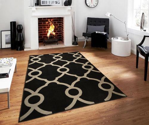 High quality machine made microfiber floor carpets for livingroom or bedroom