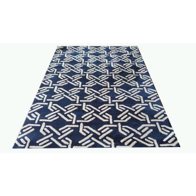2017 Hot sell Jacquard Carpet circular design  Rug