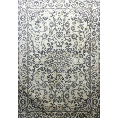microfiber machine jacquard traditional carpet, persian design oriental carpet