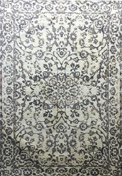 microfiber machine jacquard traditional carpet, persian design oriental carpet