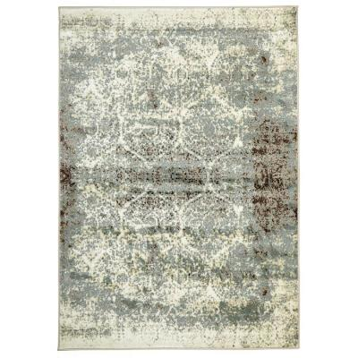 Machine made polyester abstract style floor carpet for livingroom